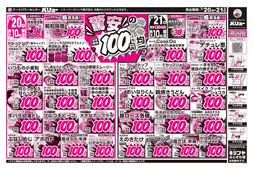 2018/03/20 驚きの安さを実現!2日間開催!驚安の100円均一!
