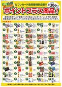 2018/06/01 ビフレポイントUP月間お得品