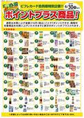 2019/06/01 ビフレ月間ポイントプラス