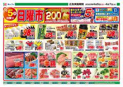 2020/04/05 日替わりセール