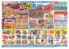 2020/07/02 肉VS魚